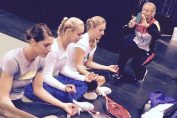 lisicki petkovic kerber meditatie antrenament