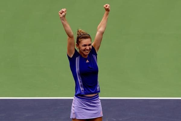 simona halep indian wells 2015