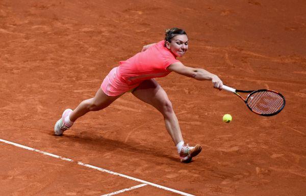 stuttgart halep simona tenis romania