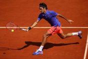 Roger Federer roland garros 2015