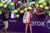 simona halep autografe bucuresti tenis