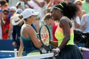 SImona Halep si Serena Williams