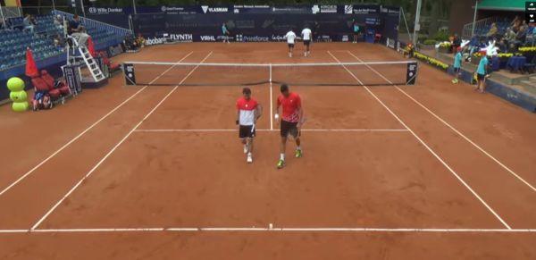 hanescu ungur challenger dublu tenis