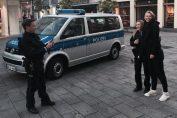 maria sharapova poza cu politia