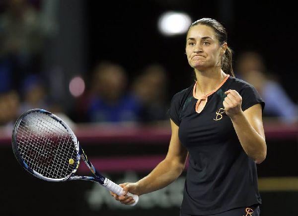 monica niculescu tenis romania