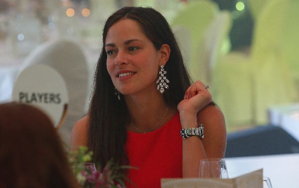 players party st petersburg ana ivanovic