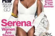 serena williams glamour mag