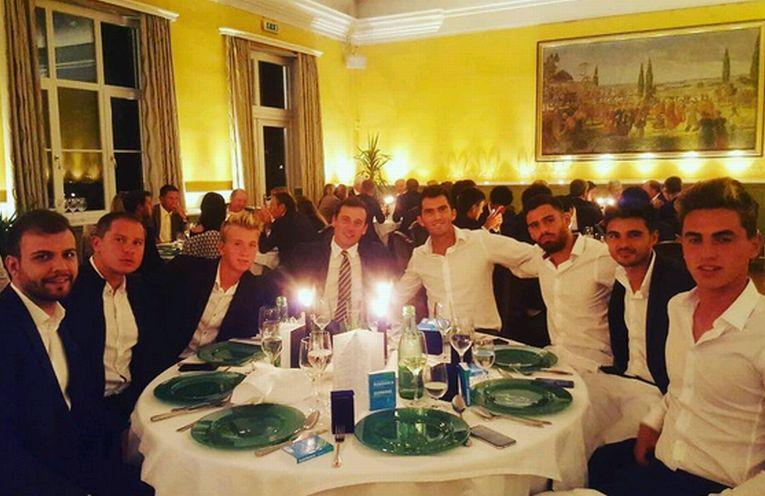 romania cupa davis echipa dineu oficial