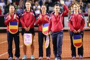fed cup romania echipa tenis