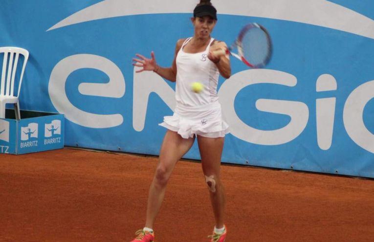 mihaela buzarnescu tenis biarritz