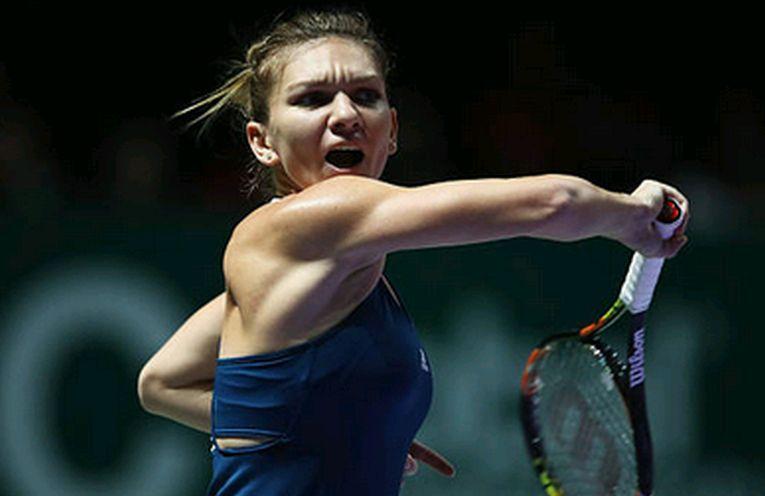 simona halep turneul campioanelor tenis