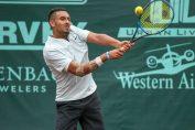 Australianul Nick Kyrgios este unul dintre cei mai controversați jucători din circuitul mondial ATP