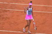 MIhaela Buzărnescu are motive să fie fericită la Roland Garros 2018