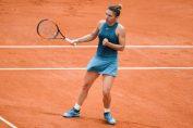 Simona Halep, bucuroasa de calificarea in sferturi la Roland Garros 2018