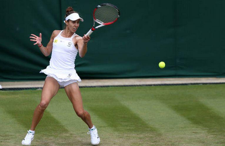 Mihaela Buzărnescu s-a calificat în turul al treilea la Wimbledon 2018