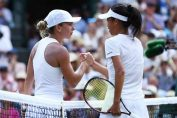 Simona Halep si Su Wei Hsieh la Wimbledon 2018