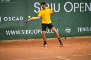 Dragos Dima, in actiune la challenger-ul de la Sibiu