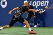 Radu Albot in actiune la US Open 2018