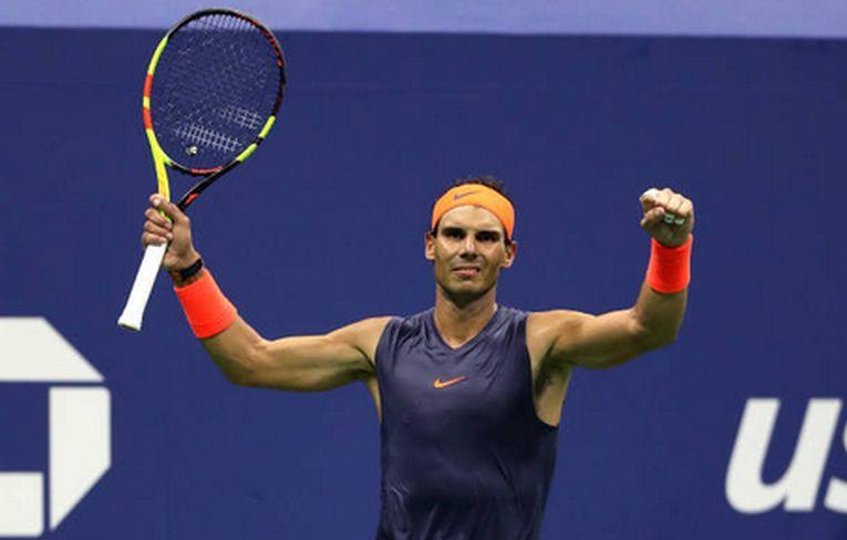 Rafael Nadal este in semifinale la US Open 2018