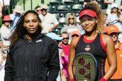 Serena Williams si Naomi Osaka
