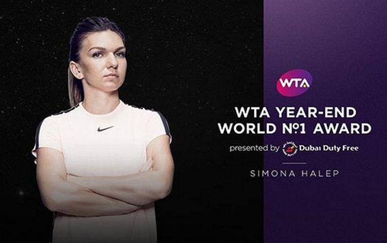 Simona Halep va fi lider mondial la finalul anului 2018