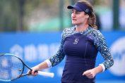 Monica Niculescu, la turneul WTA Shenzhen Open 2019