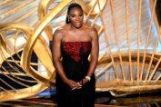 Serena Williams a urcat pe scenă la premiile Oscar