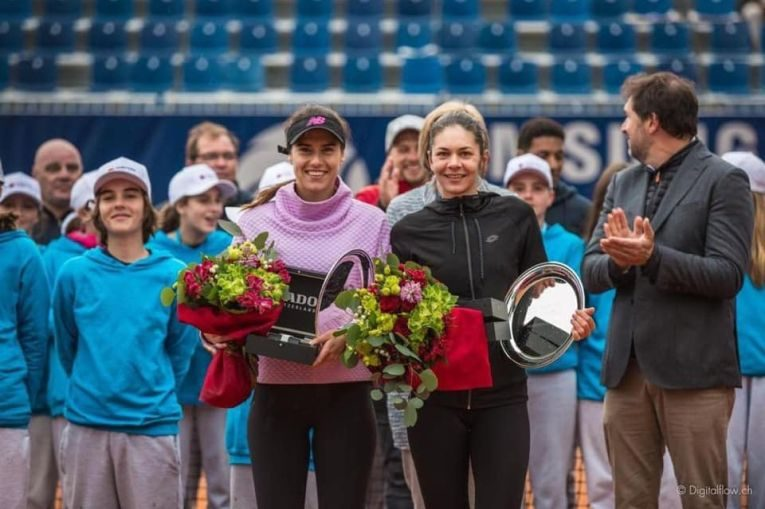 Sorana Cirstea si Andreea Mitu, campioane la Lugano