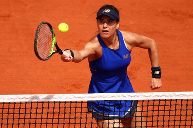 Sorana Cirstea la Roland Garros 2019