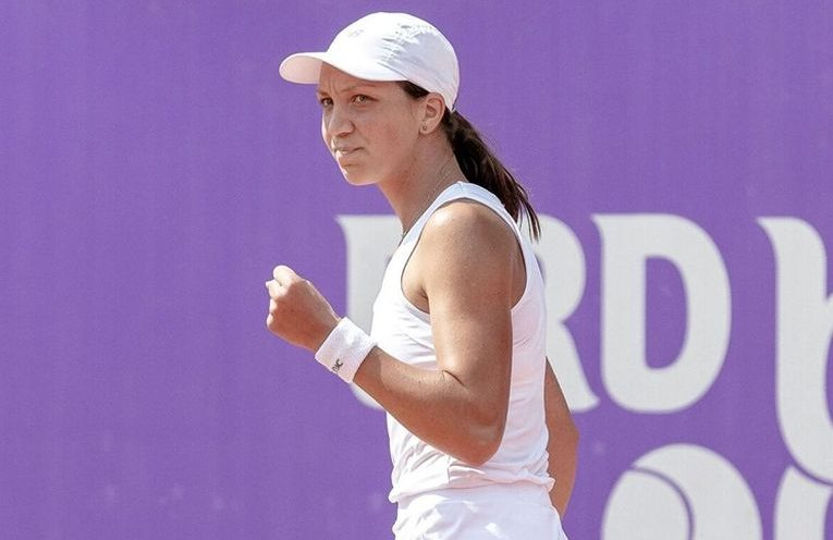 Patricia Țig, la BRD Bucharest Open 2019