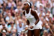 Cori Gauff la Wimbledon