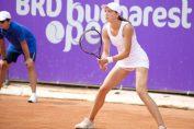 Patricia Țig, la BRD Bucharest Open