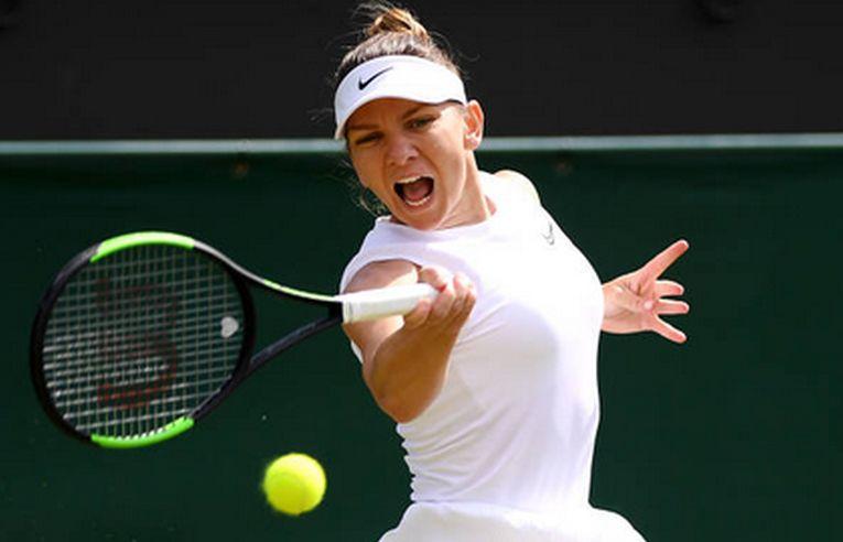 Simona Halep, la Wimbledon 2019