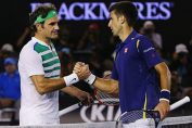 Roger Federer și Novak Djokovic vor juca pentru a 50-a oară unul împotriva altuia
