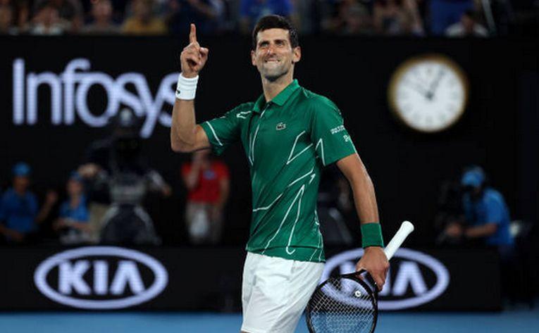 Novak Djokovic este bucuros pentru calificarea în cea de-a opta finală de la Australian Open, după victoria obținută contra lui Roger Federer