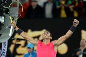 Rafael Nadal s-a calificat în sferturi la Australian Open 2020