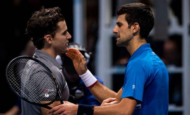 Novak Djokovic și Dominic Thiem vor juca pentru titlul de la Australian Open 2020