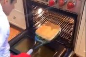 Racheta poate fi folosită și să scoți lucruri din cuptor