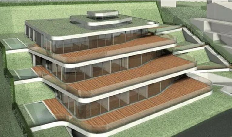 Așa arată casa pe care Roger Federer și-a ridicat-o pe malul Lacului Zurich