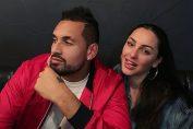 Nick Kyrgios și iubita lui, Chiara Passari