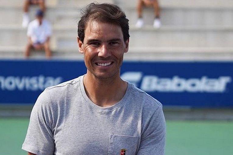 Rafael Nadal, la 34 de ani