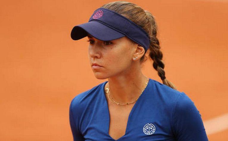 Irina Bara la Roland Garros