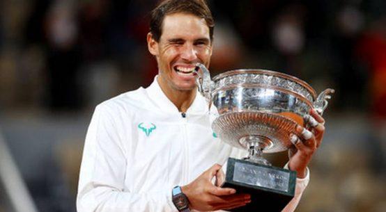Rafael Nadal și al 13-lea trofeu cucerit la Roland Garros