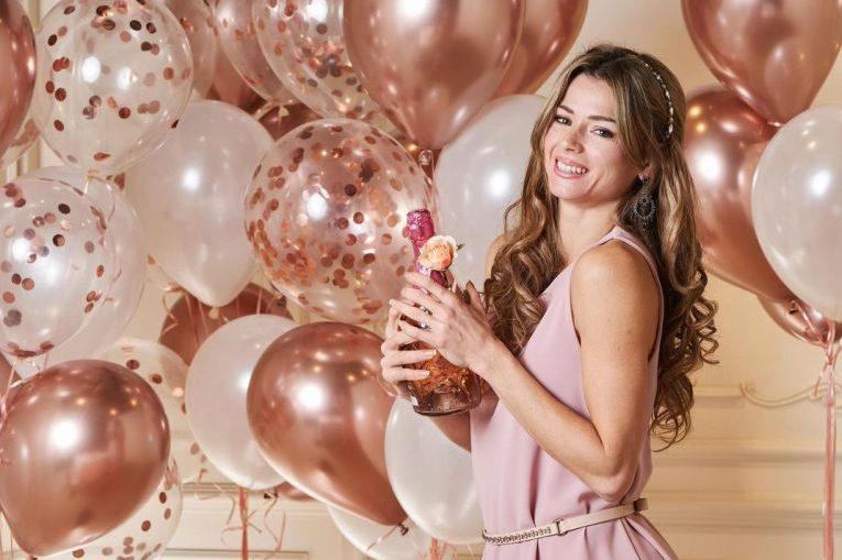Camila Giorgi, mereu cu zâmbetul pe buze