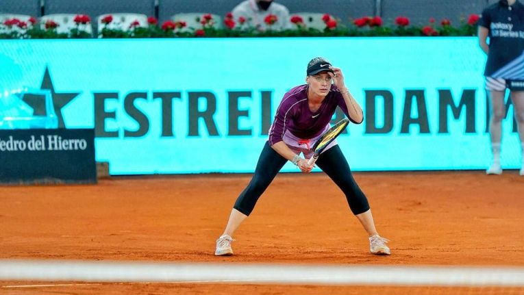 Ana Bogdan s-a calificat pe tabloul principal la Madrid