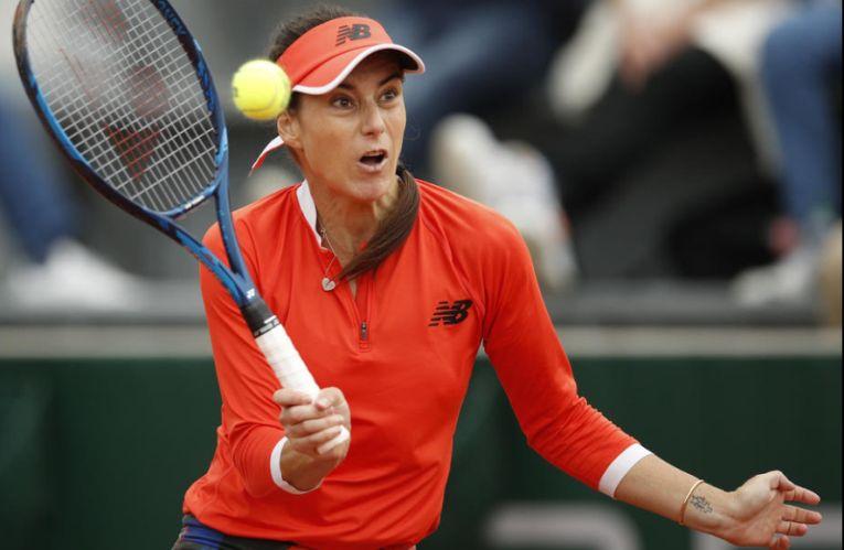 Sorana Cîrstea la Roland Garros 2021