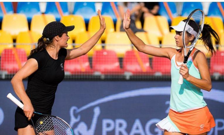 Monica Niculescu și Raluca Olaru