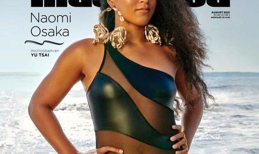 Naomi Osaka, pe coperta Swimsuit Sports Illustrated 2021